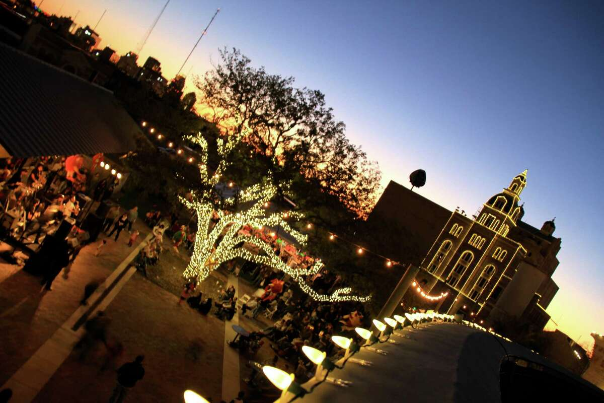 Holiday Market Day: This market will feature homemade vendors, crafters, boutiques, food vendors and more. 11 a.m.-4 p.m. Dec. 7. Tower of the Americas, 739 E. César E. Chávez Blvd., toweroftheamericas.com.