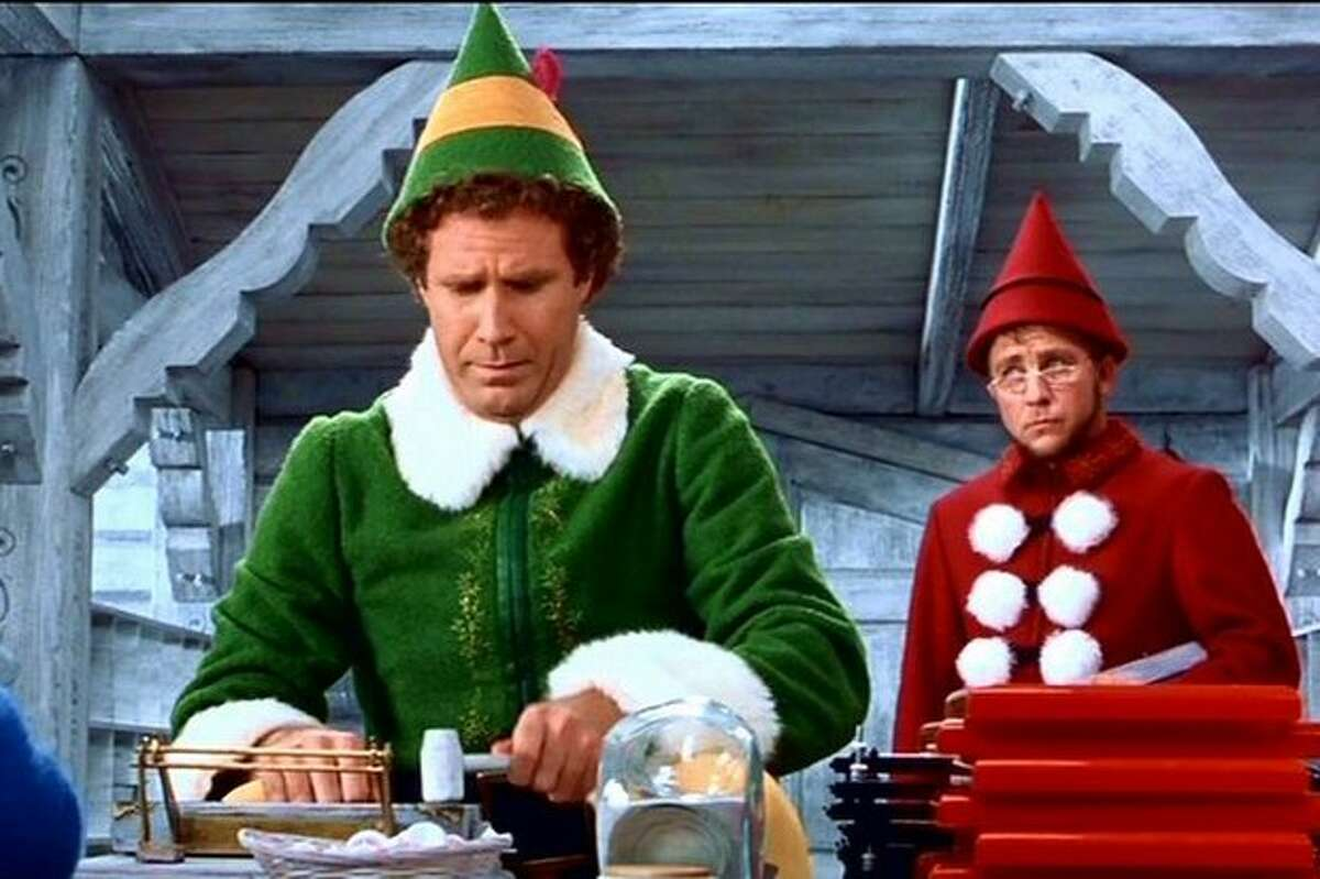 """""""Elf,"""" is a feel-good family movie for the holidays, and one of the more modern picks on our movie critic's list."""