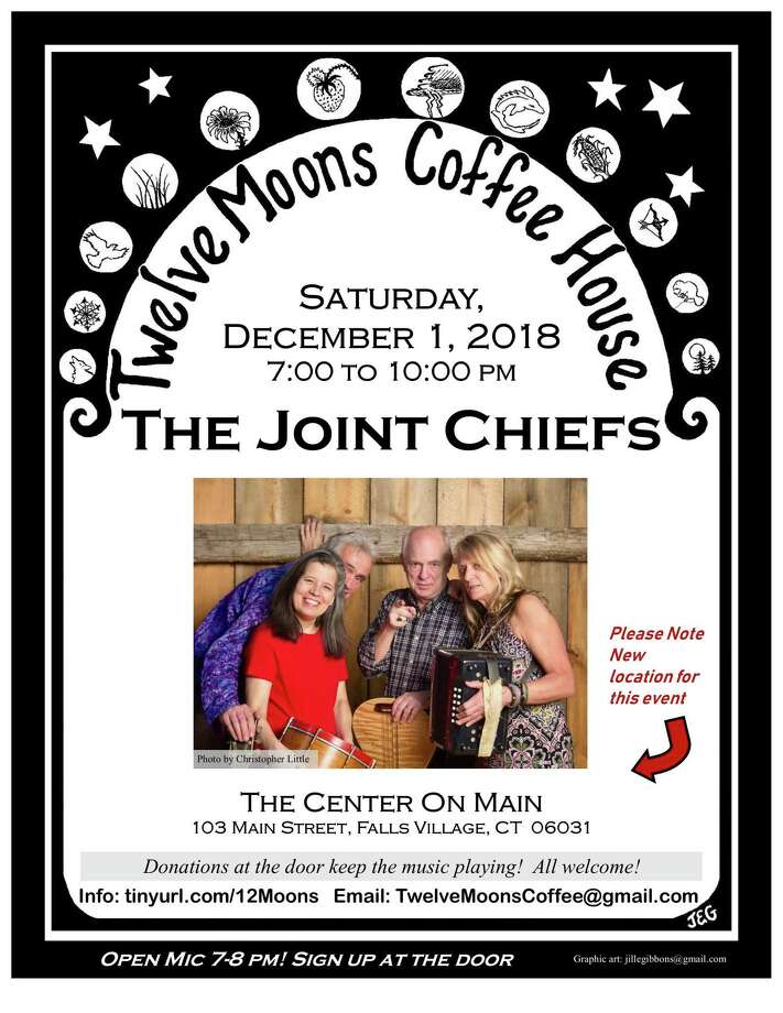 The Joint Chiefs headline the next Steam Vent Coffee House. Photo: Contributed Photo