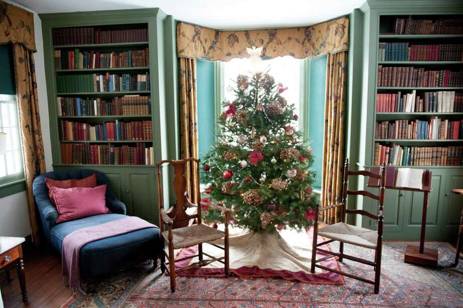 A Polish Christmas, a special day celebrating the holidays and the work of Caroline Ferriday, the inspiration for New York Times bestselling author Martha Hall Kelly's novel Lilac Girls, will be held Dec. 1 at the Bellamy-Ferriday House & Garden in Bethlehem. Photo: Defining Studios / Contributed Photo / Defining Studios