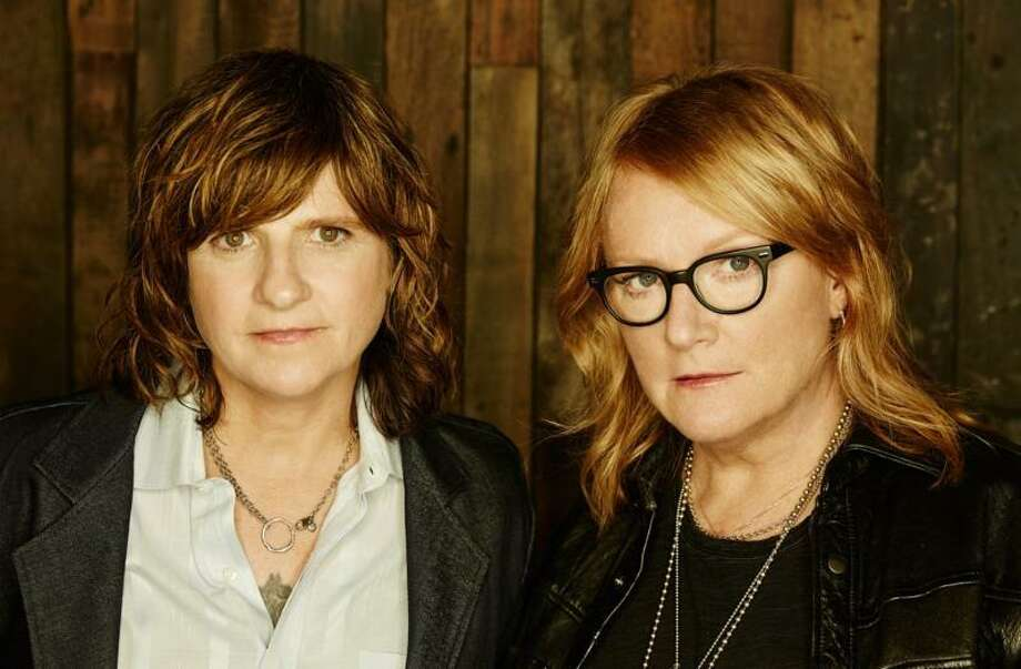 Indigo Girls are appearing in March at the Warner Theatre. Photo: Contributed Photos /
