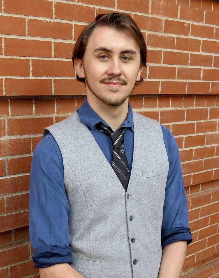 Brady Muth, bass-baritone. Photo: Contributed Photo /