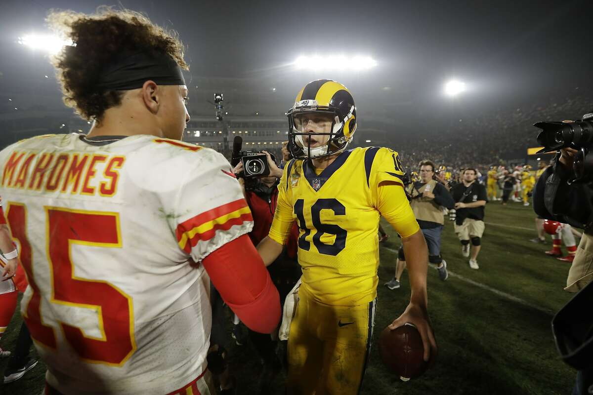 Did you watch the historic shootout between the LA Rams and the Kansas City Chiefs on Monday night? Wagner: