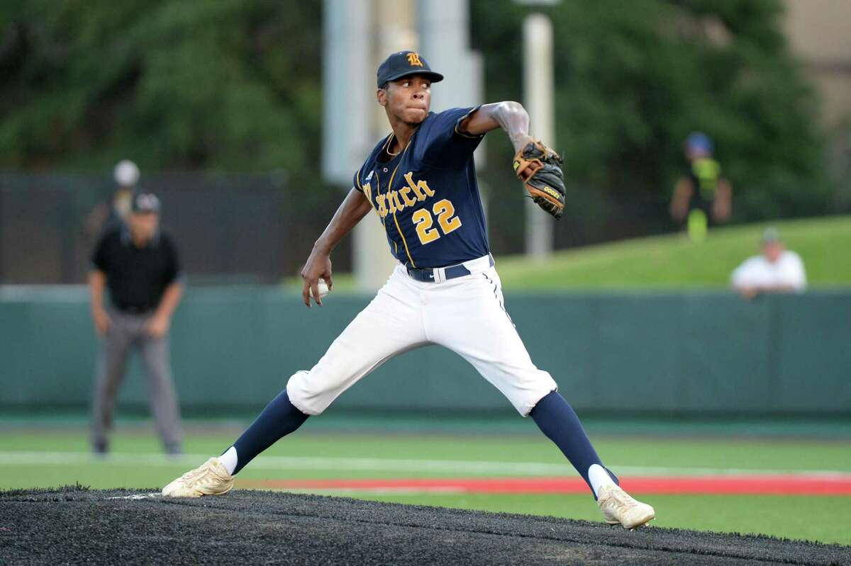Matt Thompson, RHP, Cypress Ranch High School Drafted by the Chicago White Sox at No. 45 overall(Round 2) Approximate pick value:$1.65 million