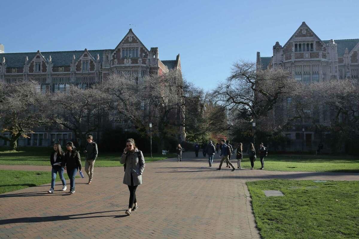 University of Washington Seattle, Washington Enrolled:31,331