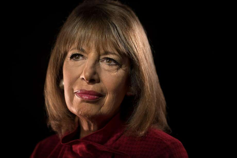 Congresswoman Jackie Speier in San Francisco, Calif., on Thursday, October 11, 2018. Speier is donating her pay in solidarity for the duration of the government shutdown. Photo: Carlos Avila Gonzalez, The Chronicle