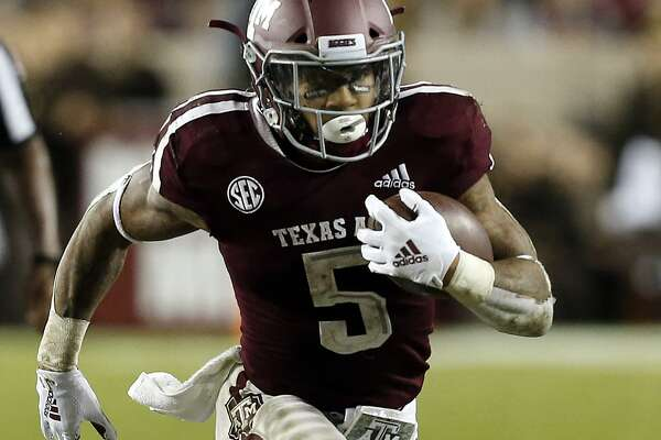 Trayveon Williams is just the second running back in Texas A&M history with four 200-yard rushing games in his career.