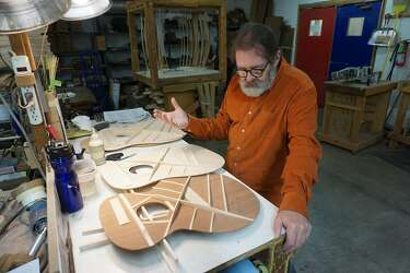 California guitar makers are going green - SFChronicle com