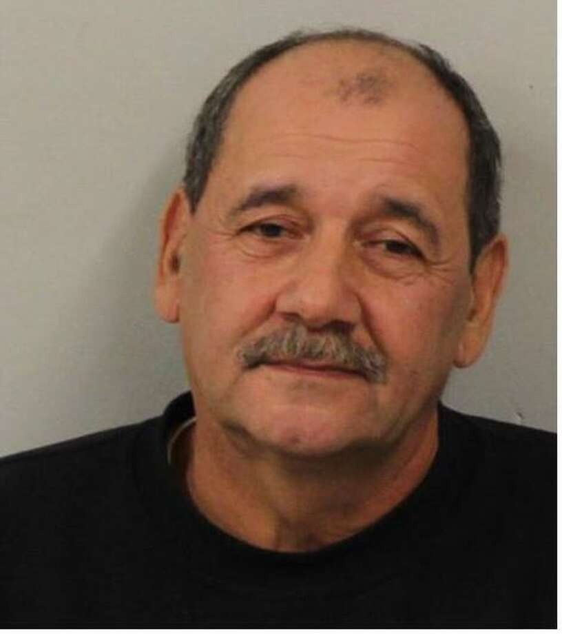 Weston resident Bernard Rombout was arrested on charges of operating under the influence of drugs/alcohol, stop sign violation, and illegal operation unders suspension in Westport on Nov. 17. Photo: Contributed / Contributed Photo / Westport News contributed