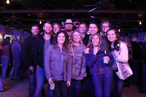 "San Antonio-based Two Tons of Steel took its ""signature brand of high-energy country meets raw punk"" to  Gruene Hall  on Tuesday, Nov. 20, 2018, for a carefree Thanksgiving week show. The rockabilly and country band played a holiday edition of its Two Ton Tuesday series in the summer, according to  Gruene Hall's website ."