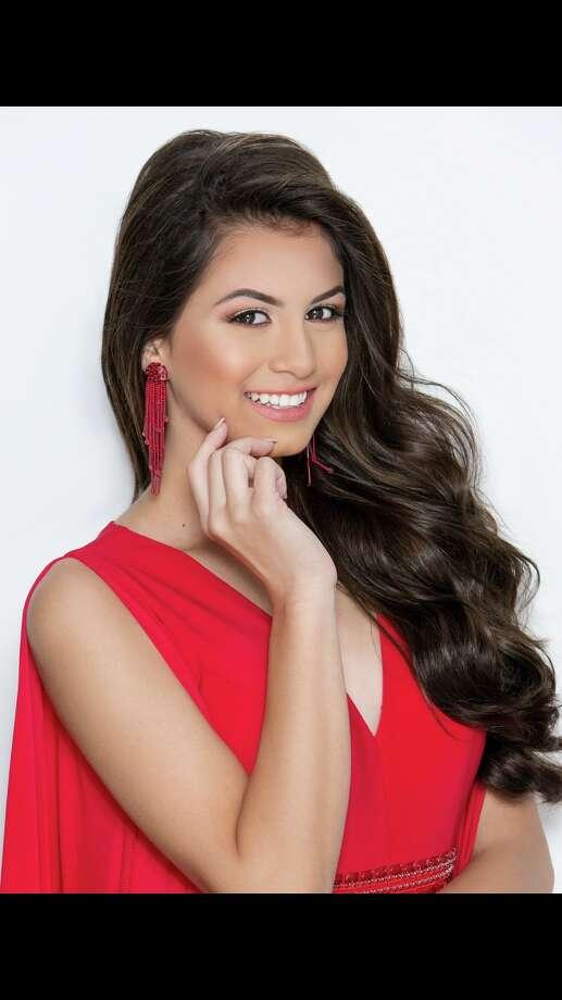 Miss Central Laredo Teen USA Dylana Estrella Photo: Courtesy Roel Gonzales
