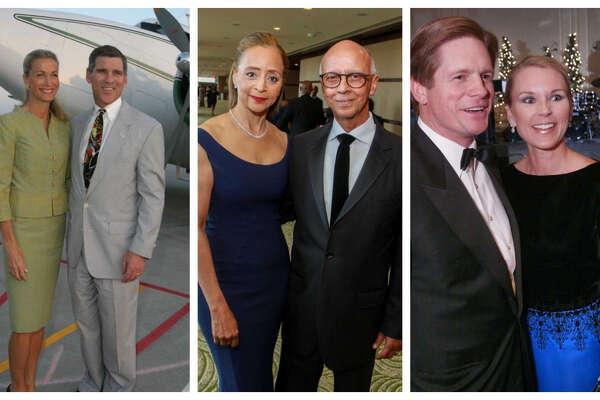 Houston's most philanthropic families