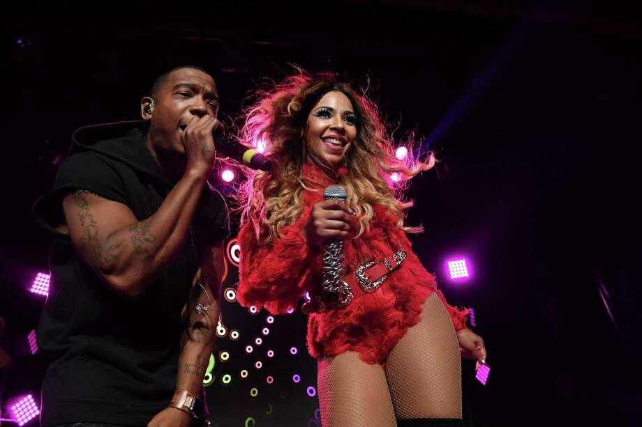 Ja Rule and Ashanti perform in concert at the Arena Theatre on Friday. Photo: (Photo By Paras Griffin/Getty Images), Contributor / Getty Images / 2016 Paras Griffin