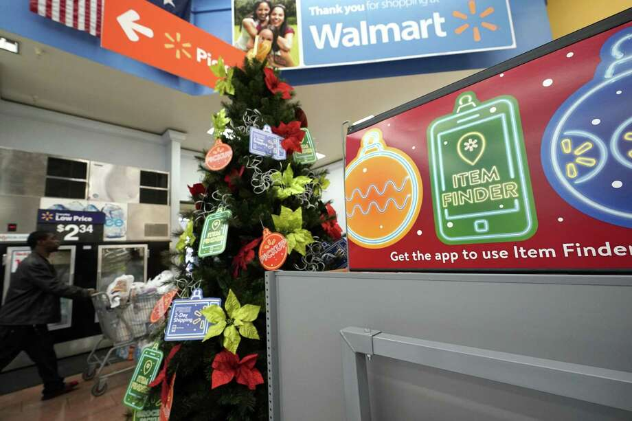 Walmart is open Thanksgiving. Photo: David J. Phillip, STF / Associated Press / Copyright 2018 The Associated Press. All rights reserved.