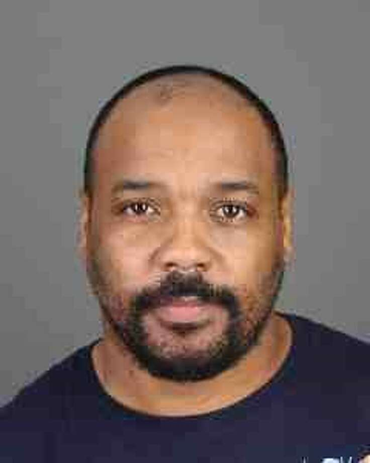 Daytwan Perkins, 38, was charged with the murder of Barry Tyce in September. Photo: Albany County DA's Office
