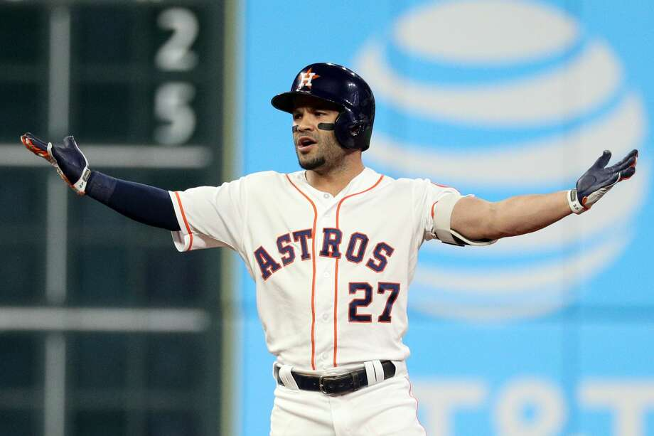 "PHOTOS: Social media reactions to Jose Altuve's ""I'm quitting"" tweet