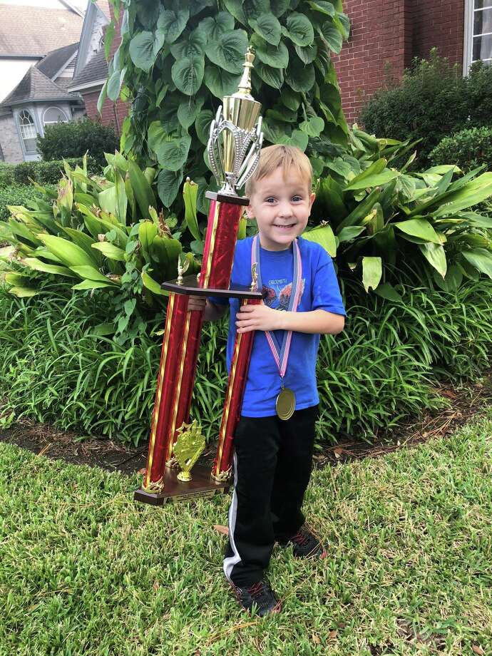 Kindergartner Ryan Mecham placed first place in a statewide chess competition through the United States Chess Federation earlier this month.>>> Keep clicking to see the best public elementary schools in Houston for 2019... Photo: Katy ISD