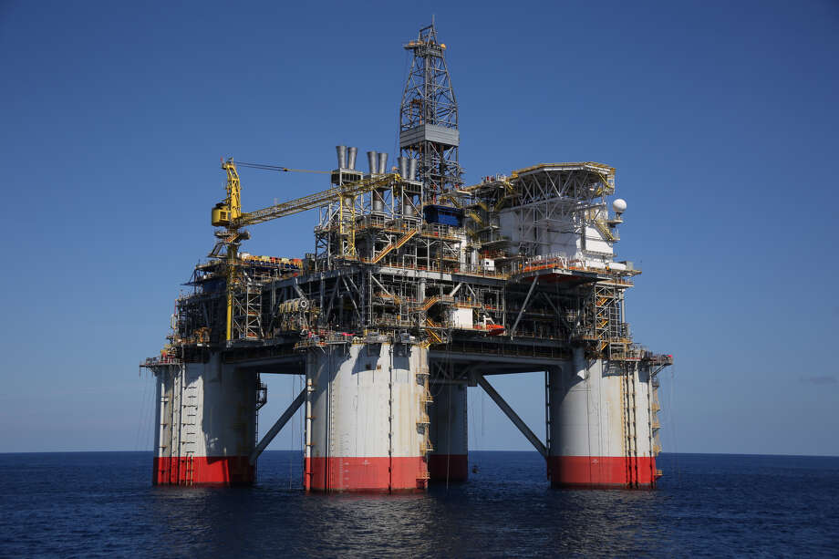Chevron has announced first oil on its Big Foot deepwater project in the Gulf of Mexico. The Big Foot project uses a 15-slot drilling and production tension-leg platform, the deepest of its kind in the world, and is designed for a capacity of 75,000 barrels of oil and 25 million cubic feet of natural gas per day. Photo: Chevron Corp.