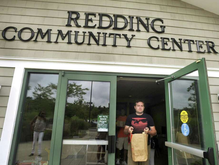 File photo of the Redding Community Center. Photo: Michael Duffy / Michael Duffy / The News-Times
