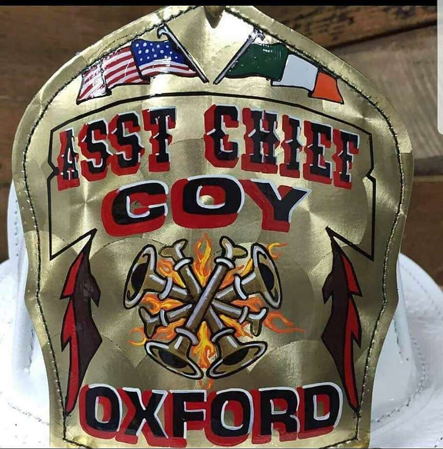 Quaker Farms Fire Company in Oxford, Conn., announced the death of Assistant Fire Chief Andrew Coy on Wednesday, Nov. 21, 2018. Photo: Contributed Photo / Quaker Farms Fire Company / Contributed Photo / Connecticut Post Contributed