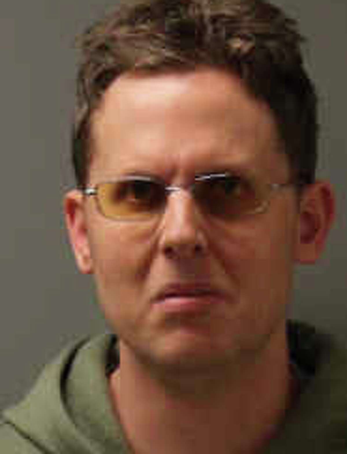 Kevin Cringle, 29, has been arrested in a stalking case that allegedly began over a decade ago when the victim, a fellow classmate, allegedly told Cringle to cover his mouth after coughing.