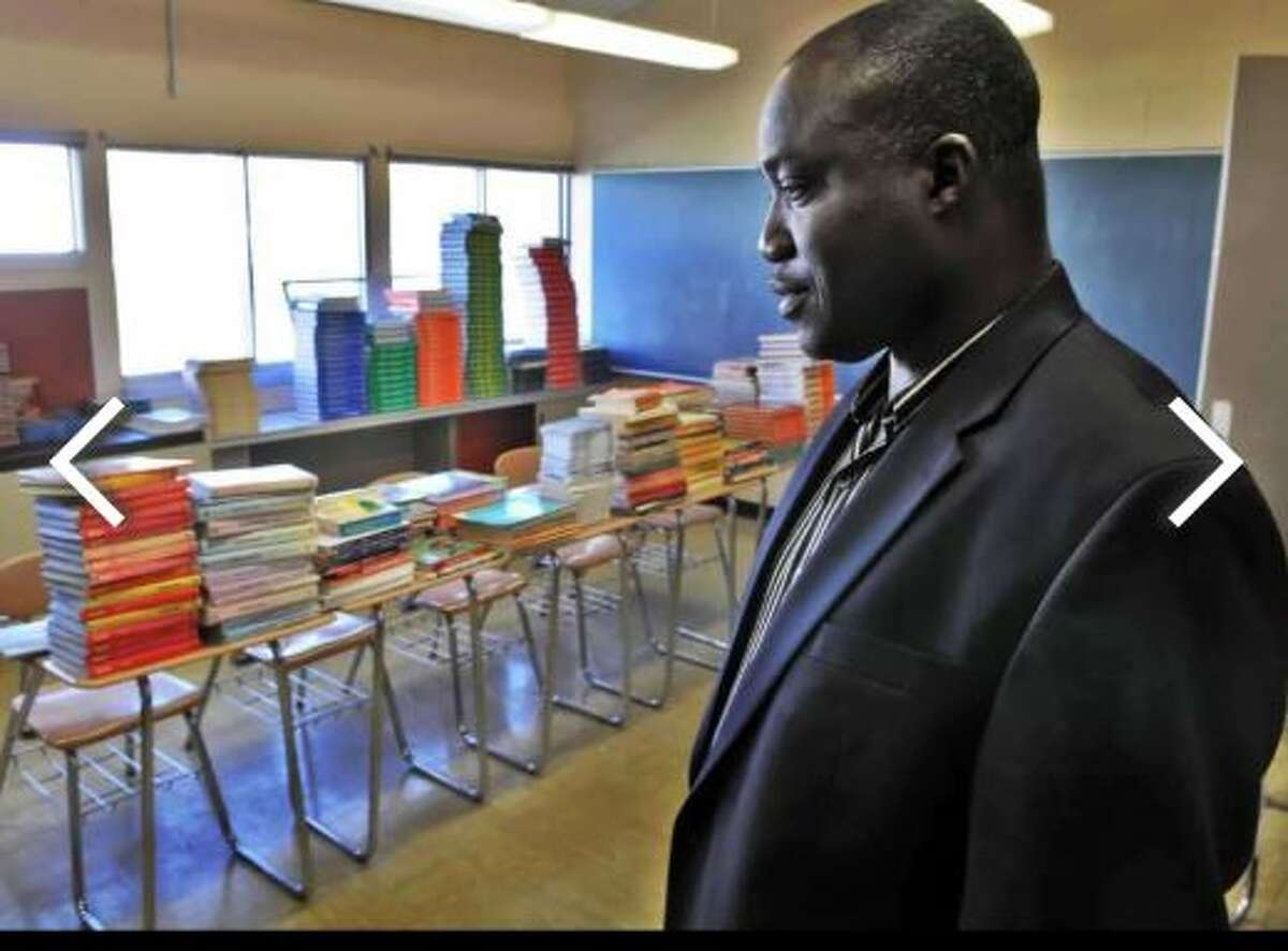 Acting facility director Ola Adewunmi was assigned to wind down the Tryon juvenile center, part of which has since been converted to a marijuana greenhouse.