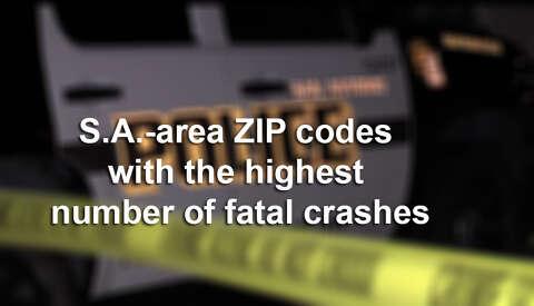 Teen killed, three injured in far West Side crash - San Antonio