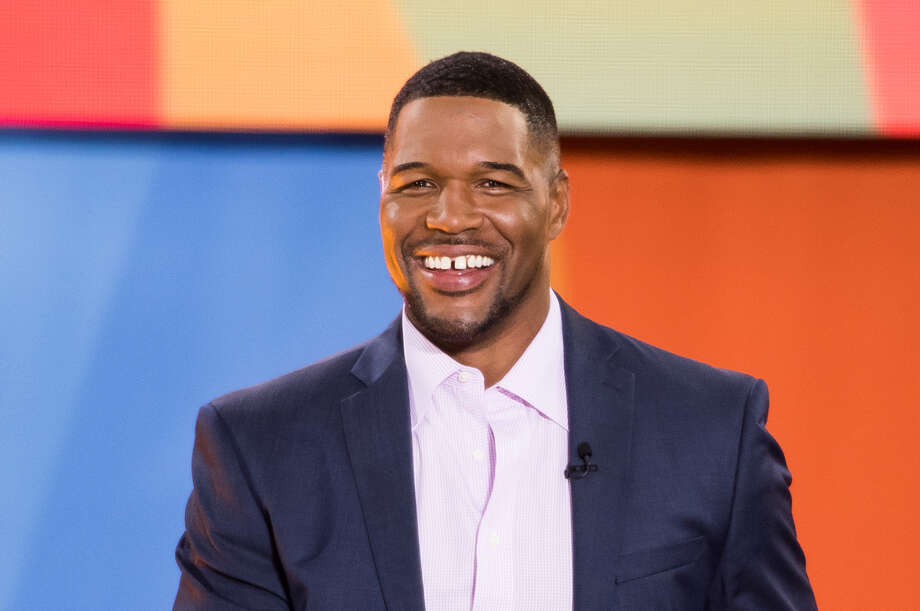 Happy birthday, Michael Strahan!Michael Anthony Strahan was born on November 21, 1971, in Houston, Texas.   The youngest of six children, Strahan spent a good portion of his childhood in Mannheim, Germany, where his father, Gene Strahan, an Army major, settled with his family when Strahan was 9-years-old, according to Biography.com.>>> Scroll through to see more on Strahan's birthday gifts and favorite Houston dining spots. Photo: Getty Images