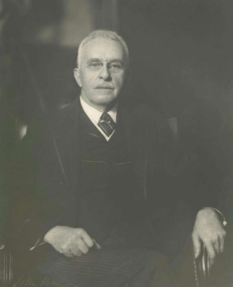 Gov. Wilbur Cross. Photo: Contributed Photo /