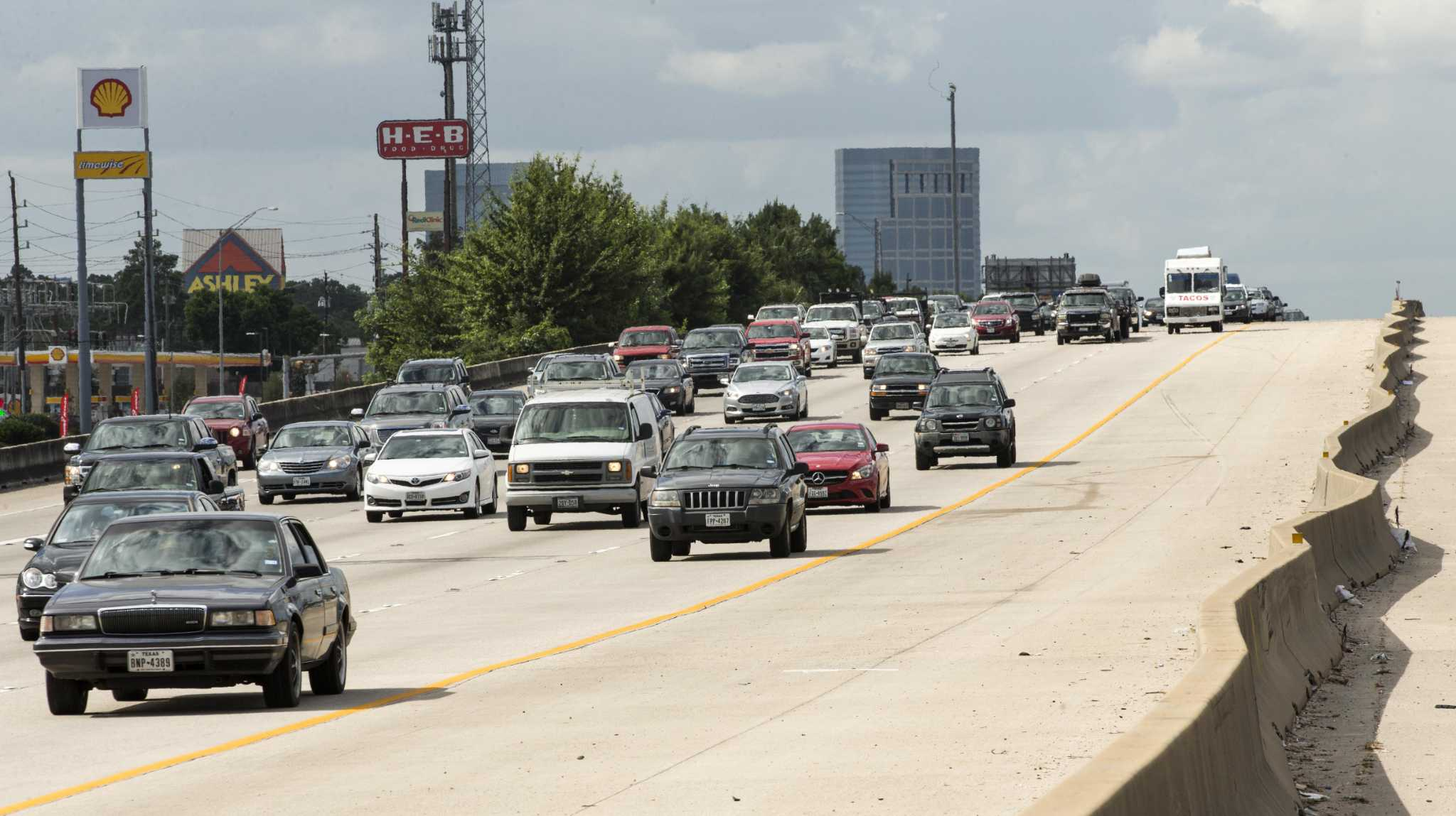 Two Houston-area cities have the safest drivers in the state