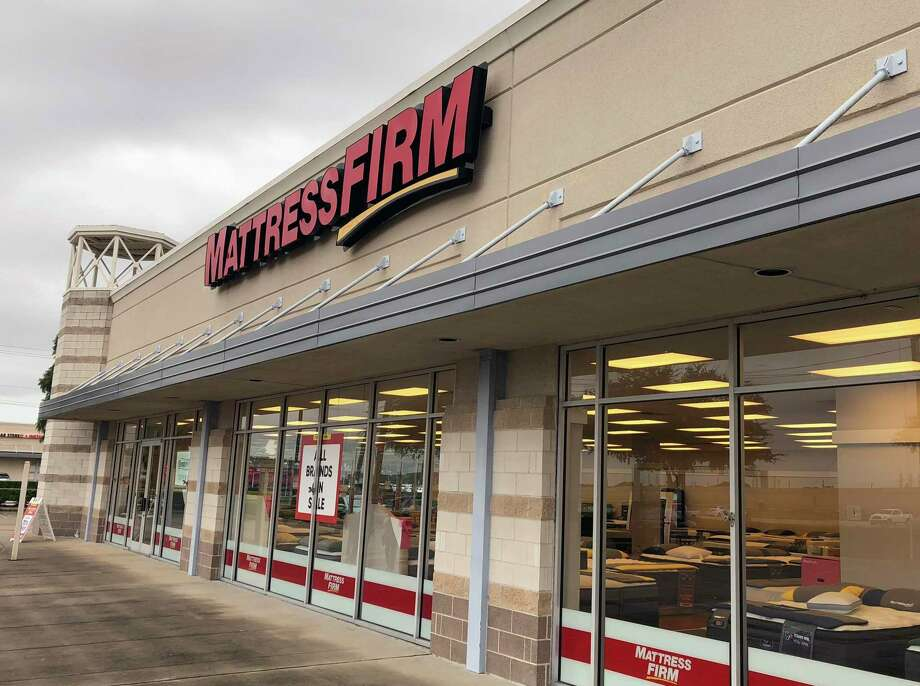 Mattress Firm's location at 102 W. Eldorado in Friendswood. Scores of stores have been closed. >>>See the Mattress Firm sites that are closing in the Houston area ...   Photo: Bill Montgomery / Houston Chronicle