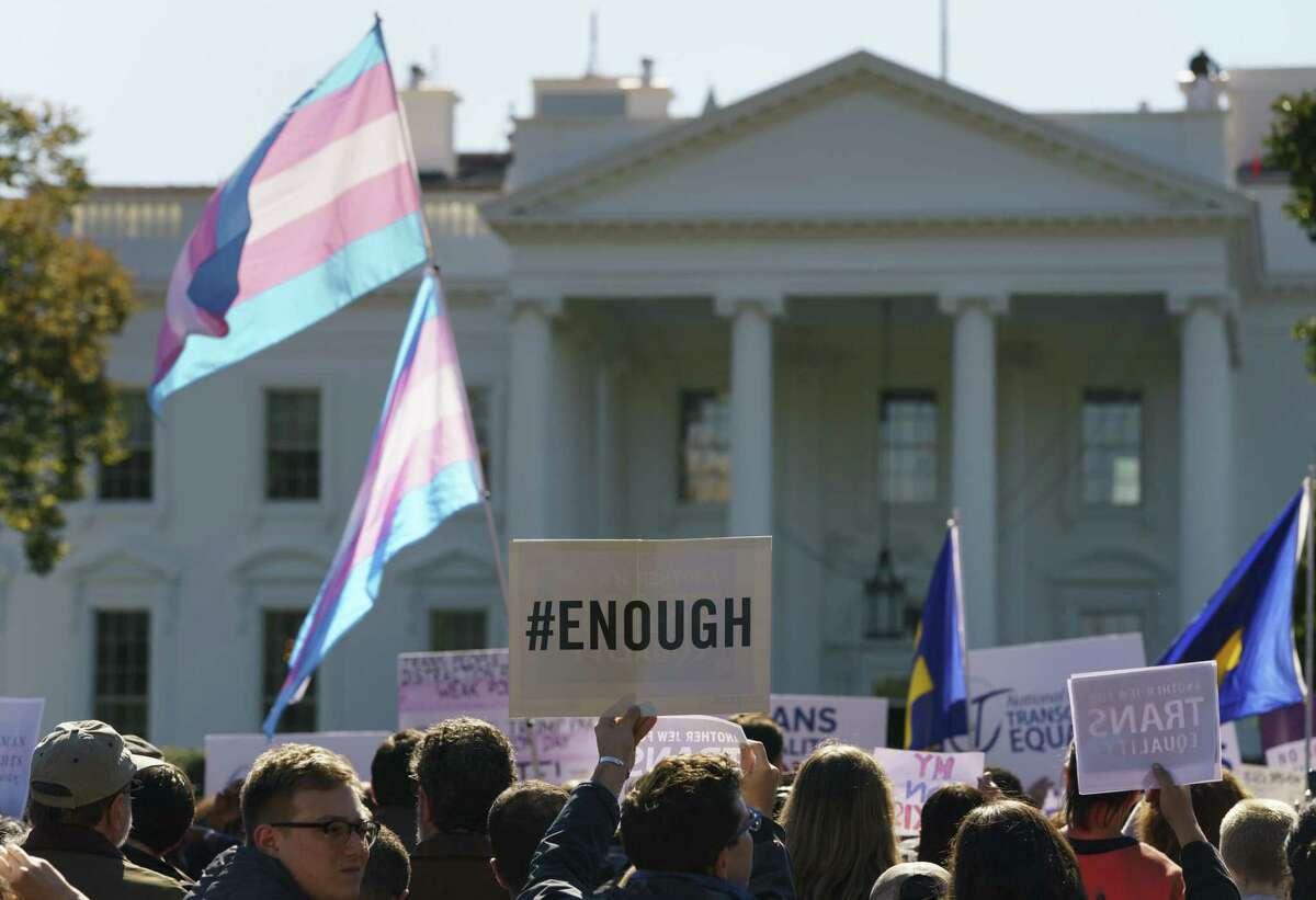 San Antonio's new resolution says the city opposes any legislation targeting transgender youth.