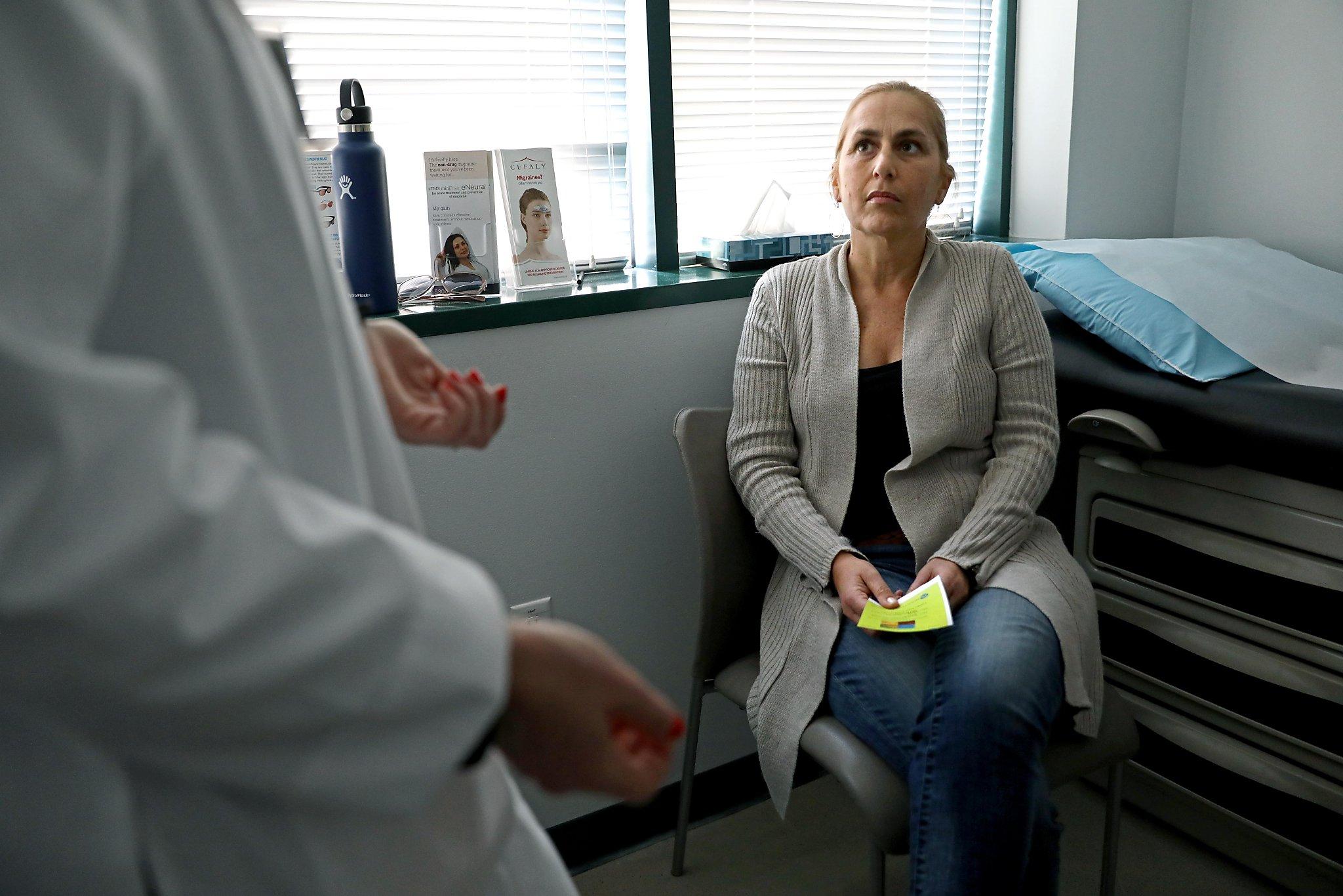 Migraine patients' coverage headache: FDA OK doesn't mean insurance