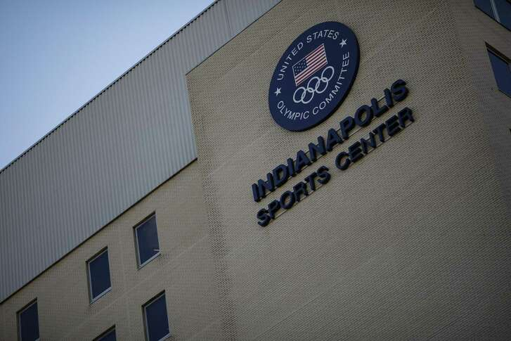 INDIANAPOLIS, IN - NOVEMBER 06: The offices of USA Gymnastics and the US Olympic Committee are seen on November 6, 2018 in Indianapolis, Indiana. The committee announced its intention to revoke USA Gymnastics' status as the national governing body in continuing fallout from the Dr. Larry Nassar scandal. (Photo by Aaron P. Bernstein/Getty Images)