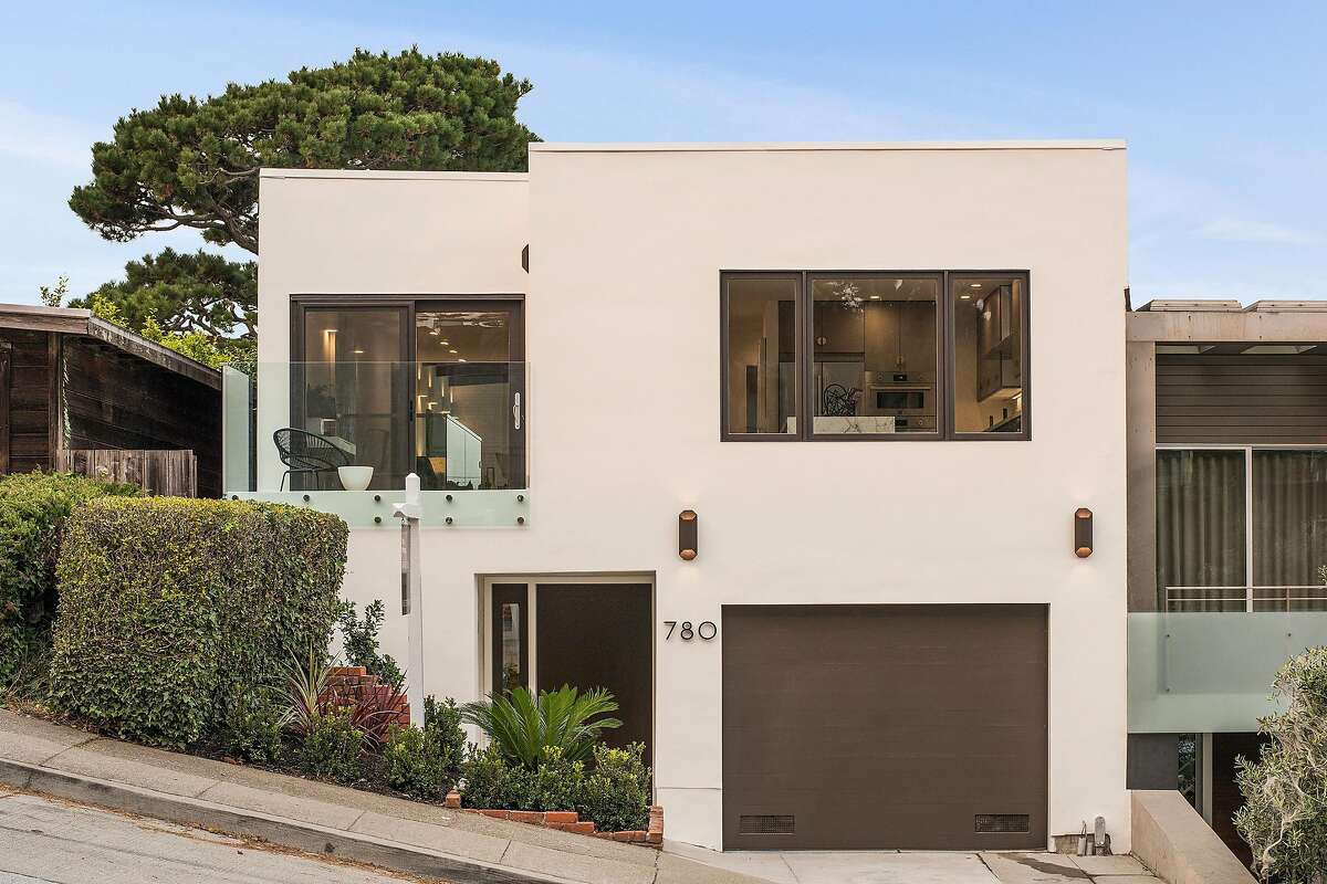 780 Duncan St. in Noe Valley is a remodeled three-bedroom, three-bathroom available for $3.38 million.