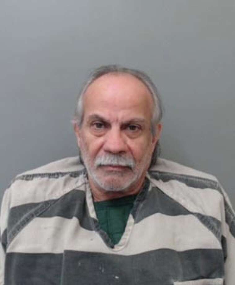 Eric John Hale, 60, was charged with aggravated assault on a public servant. Photo: Webb County Sheriff's Office