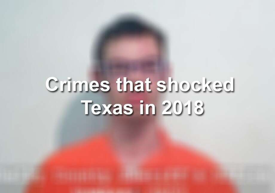Keep scrolling to see some of the most shocking crimes in the Lone Star state that have occurred this year. Photo: Shelby County Sheriff's Office