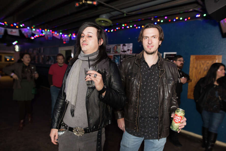 Local music veterans Pop Pistol celebrated 10 years rocking San Antonio with a special show at Limelight Wednesday night, Nov. 21, 2018. Photo: B. Kay Richter For MySA