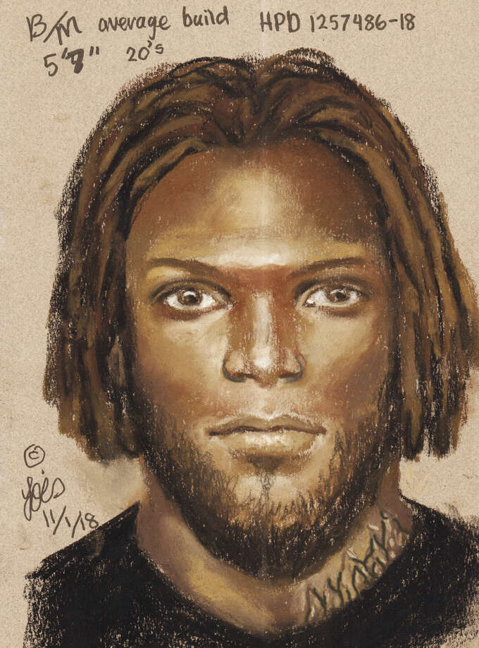 Authorities are hunting for a man suspected in a Houston rape. Photo: Crime Stoppers
