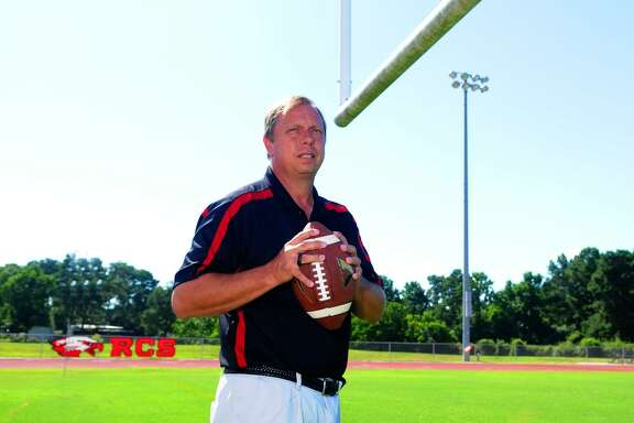 Rosehill Christian head football coach Bruce Lane led the Eagles to 9-2 overall and 3-1 in TAPPS Division IV District 4.