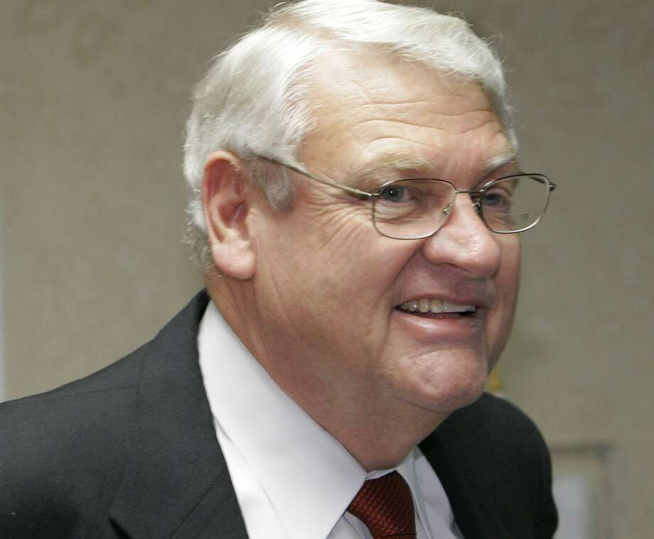 Mac Collins served six terms in the House of Representatives. Photo: John Amis / Associated Press 2006