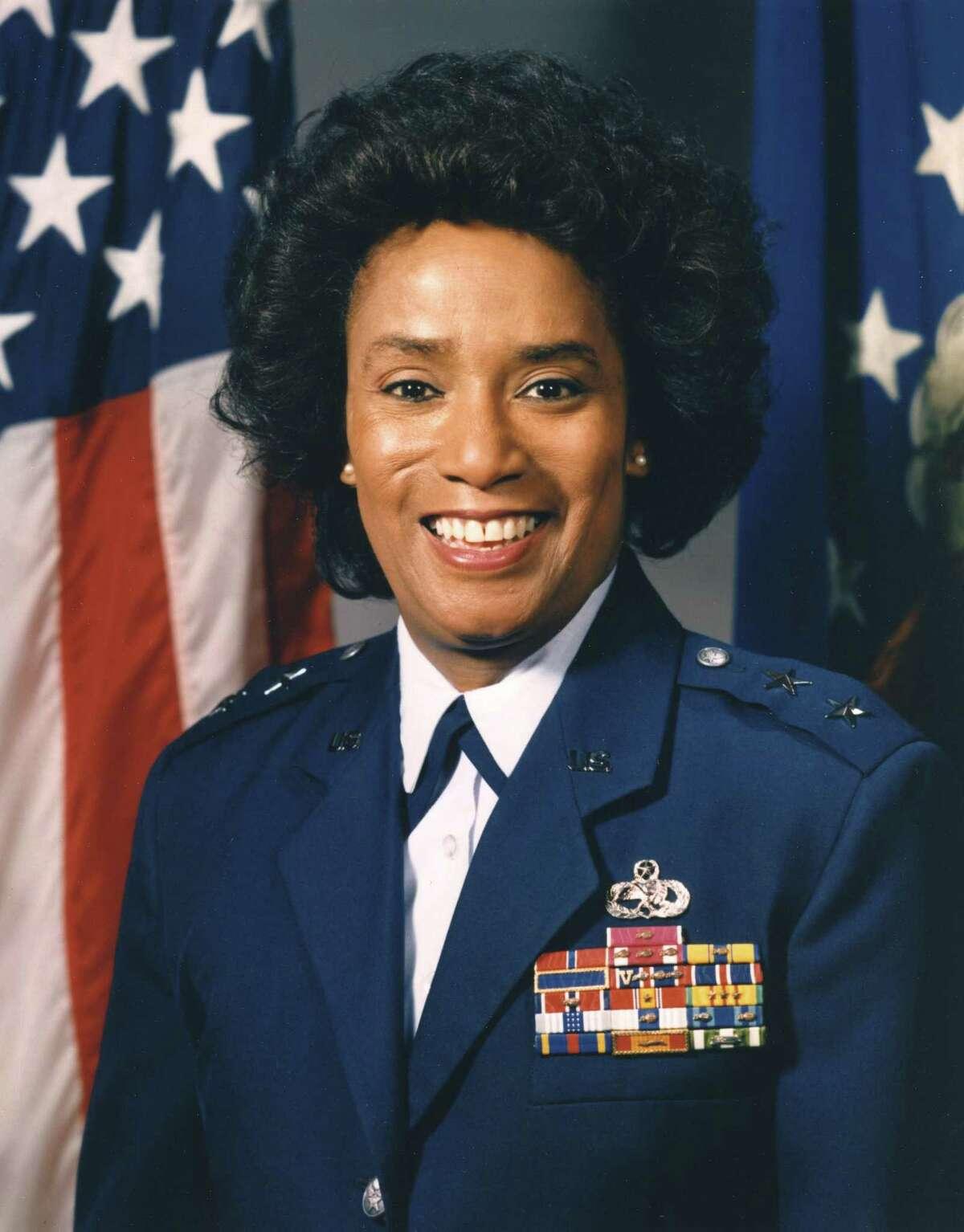 Marcelite Jordan Harris was the U.S.' first African-American woman to be amajor general.