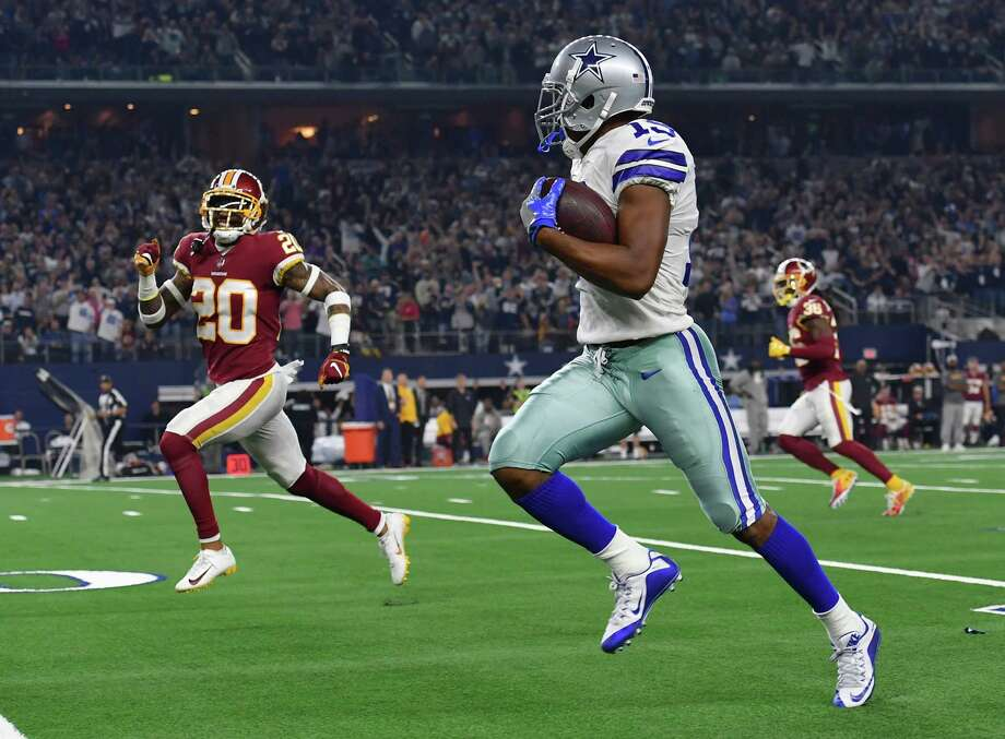 63ef2a0a4 Redskins safety Ha Ha Clinton-Dix tries in vain to chase down Cowboys wide  receiver