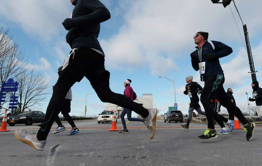 Thursday: Start out Thanksgiving Day by running, or cheering on the runners, during the Troy Turkey Trot, the Christopher Dailey Turkey Trot in Saratoga Springs or the Bethlehem Turkey Trot.
