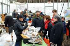 """With a new """"cottage food"""" law in effect, Connecticut residents can now sell legally non-perishable foods prepared and packaged in their home kitchens, though with distribution limited to direct delivery or farmers markets like the Westport Winter Farmers Market, pictured."""