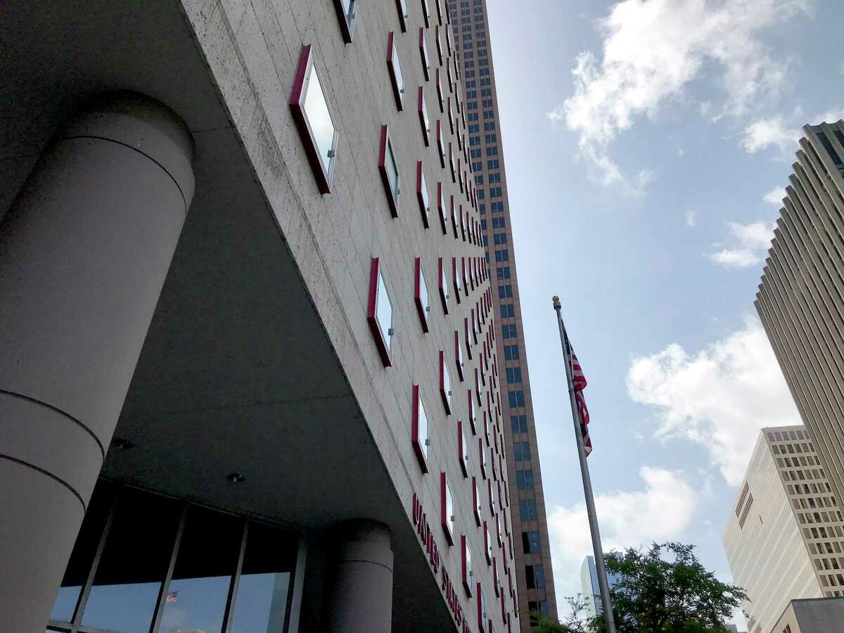 Bob Casey federal courthouse in Houston.