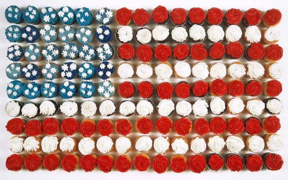Robert Carley photographs anything that's flag-related