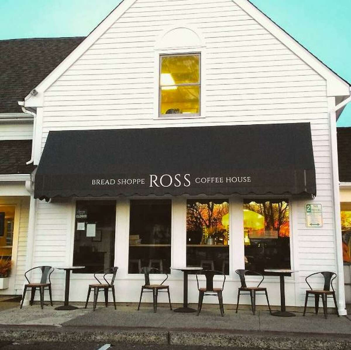 Ross Bread in Ridgefield regularly runs out of stock by mid-afternoon.
