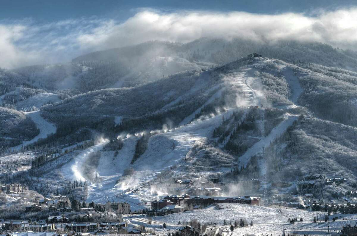 Each winter, the mountain town of Steamboat, tucked away in Colorado's northwest corner, welcomes roughly 20,000 visitors from Texas.