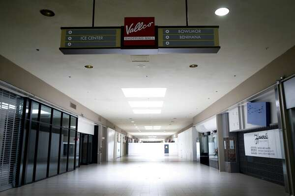 A dying mall near Apple's headquarters is turning into a